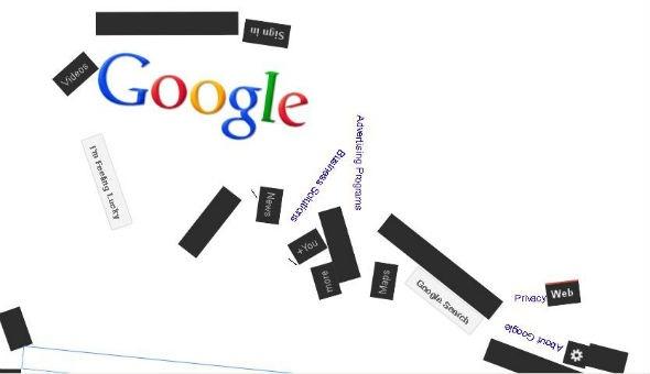 Google aramasında eğlenceli sürprizler 7