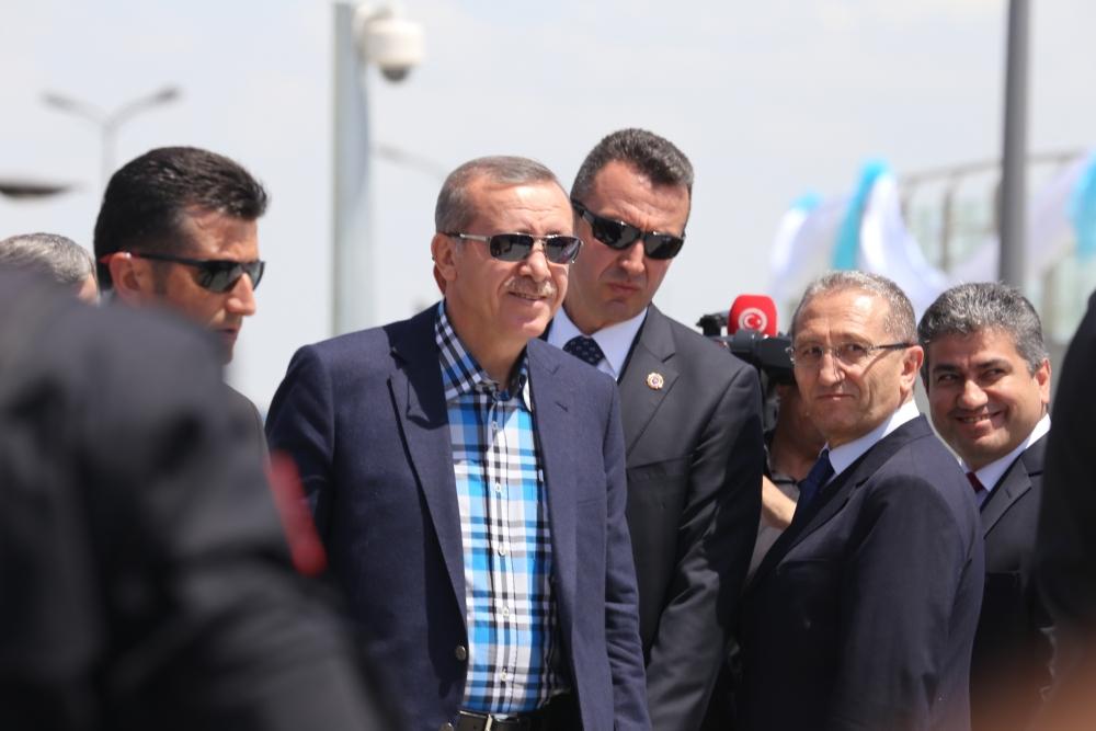 Erdoğan Bilim Merkezi'ni açtı 1