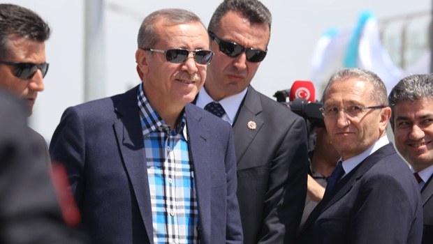 Erdoğan Bilim Merkezi'ni açtı 20