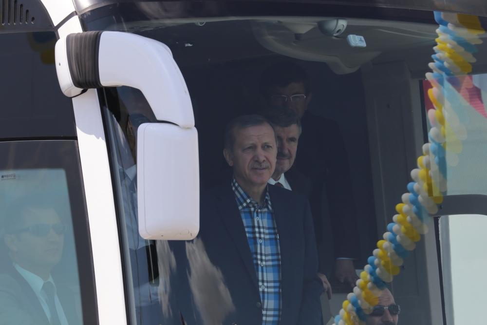 Erdoğan Bilim Merkezi'ni açtı 3