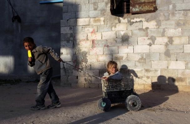 Gazze'deki Mülteciler 3