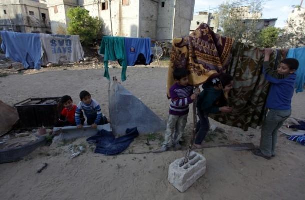 Gazze'deki Mülteciler 9