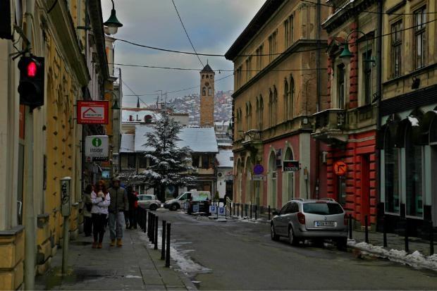 Bosna'dan çarpıcı kareler 18