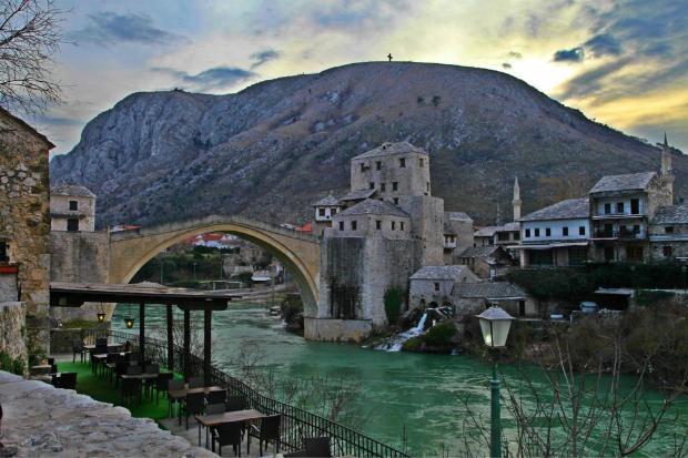 Bosna'dan çarpıcı kareler 19