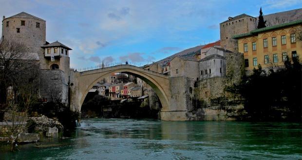 Bosna'dan çarpıcı kareler 20