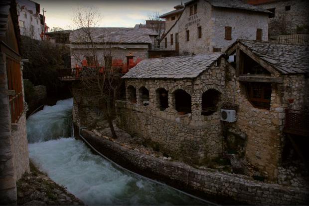Bosna'dan çarpıcı kareler 21