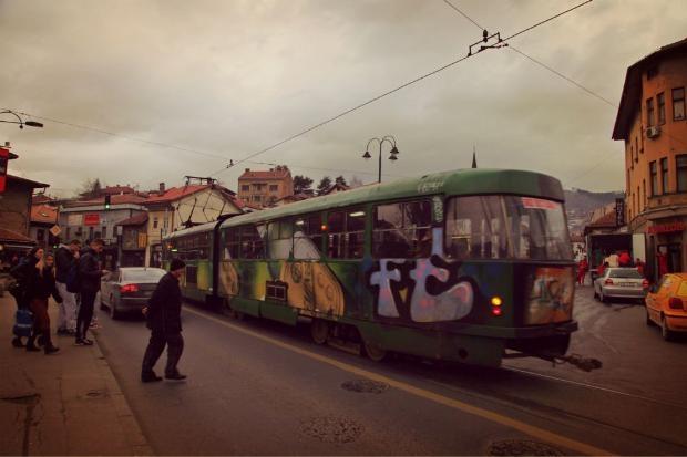 Bosna'dan çarpıcı kareler 28