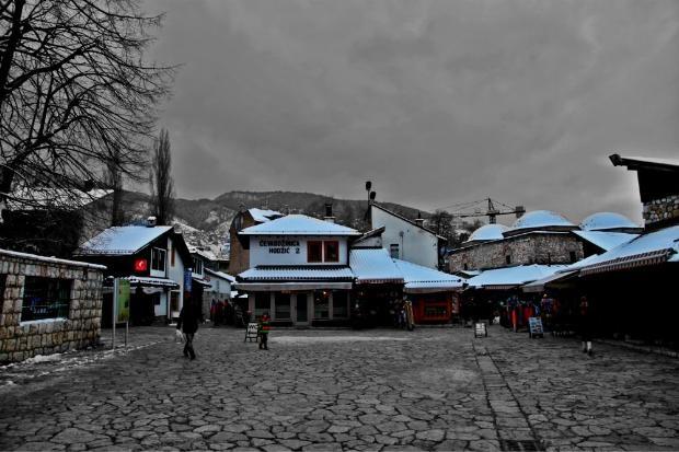 Bosna'dan çarpıcı kareler 3