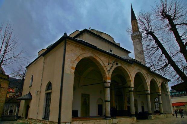 Bosna'dan çarpıcı kareler 4