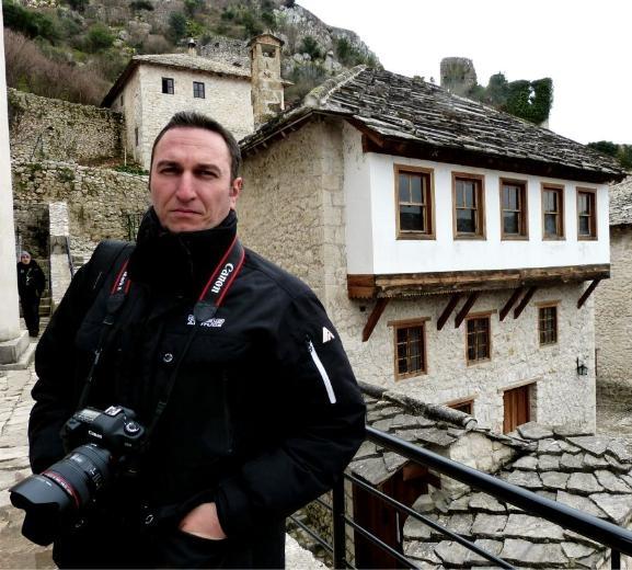 Bosna'dan çarpıcı kareler 7