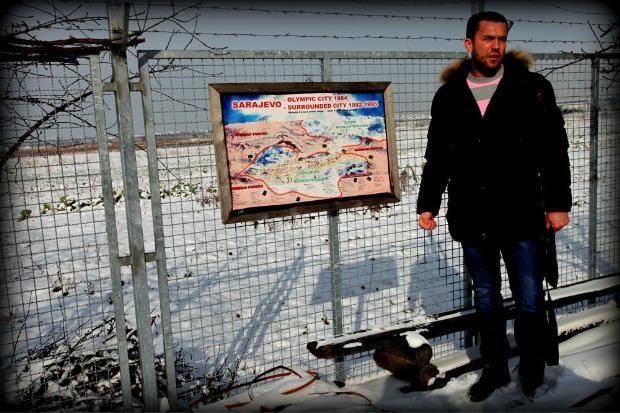 Bosna'dan çarpıcı kareler 9