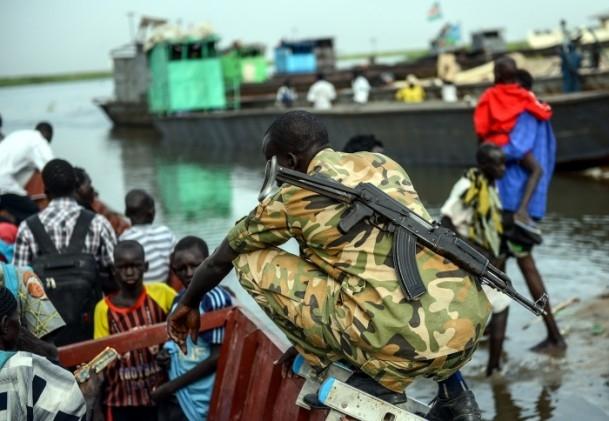 Güney Sudan'da İç Çatışmalar 1