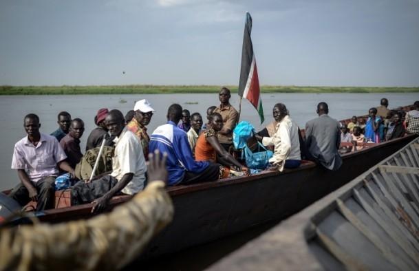Güney Sudan'da İç Çatışmalar 10