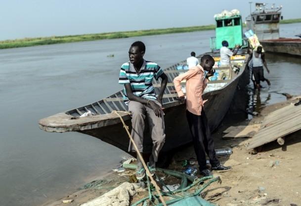 Güney Sudan'da İç Çatışmalar 11