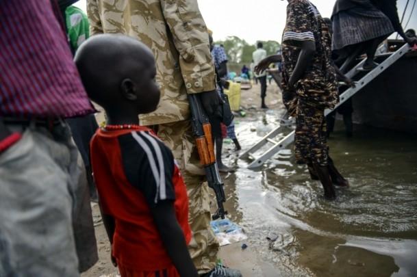 Güney Sudan'da İç Çatışmalar 2