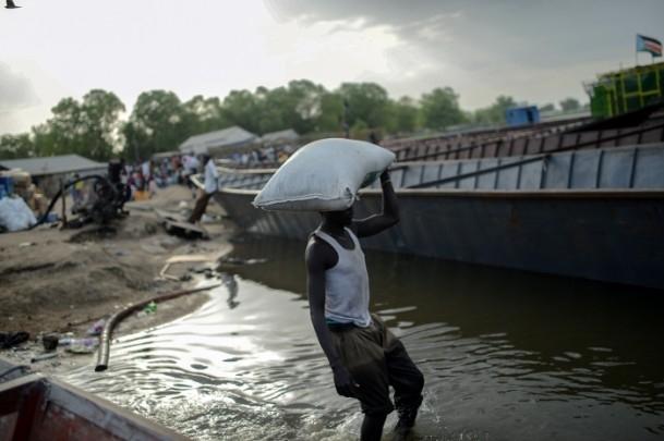 Güney Sudan'da İç Çatışmalar 3