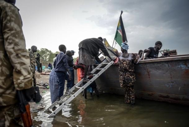 Güney Sudan'da İç Çatışmalar 4