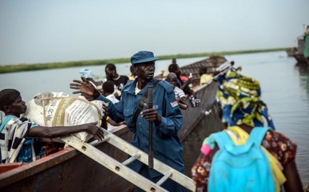 Güney Sudan'da İç Çatışmalar 5