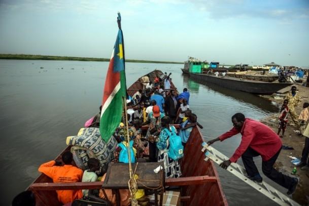 Güney Sudan'da İç Çatışmalar 6