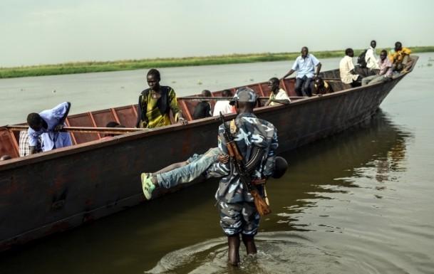 Güney Sudan'da İç Çatışmalar 7