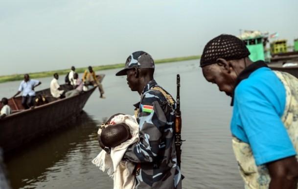 Güney Sudan'da İç Çatışmalar 9