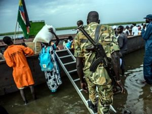 Güney Sudan'da İç Çatışmalar