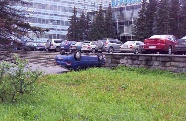 Dünyanın en ilginç trafik kazaları 10