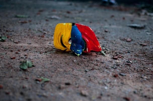Venezuela'da Yönetim Karşıtı Gösteriler 7