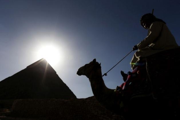 Piramitlerin gizemli tarihi çözüldü 1