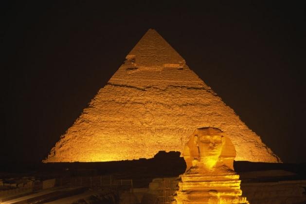 Piramitlerin gizemli tarihi çözüldü 11