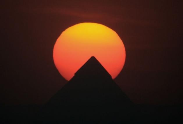 Piramitlerin gizemli tarihi çözüldü 13