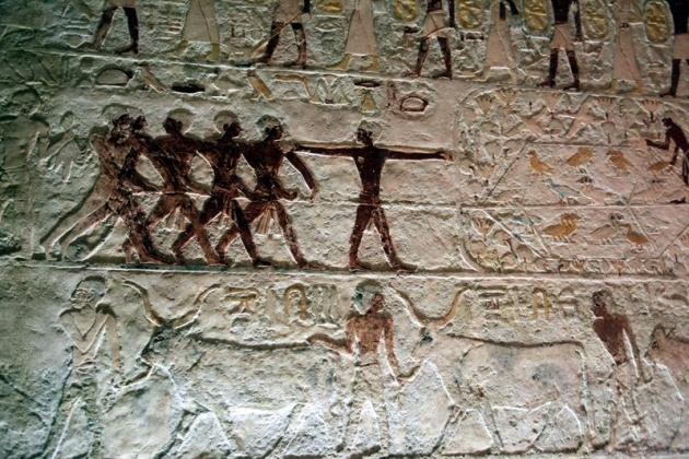 Piramitlerin gizemli tarihi çözüldü 14