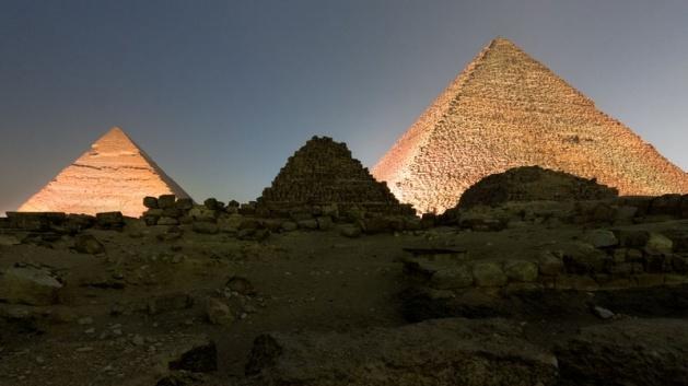 Piramitlerin gizemli tarihi çözüldü 15