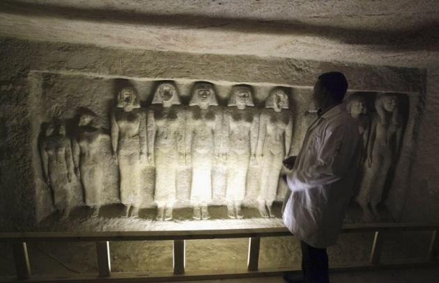 Piramitlerin gizemli tarihi çözüldü 16