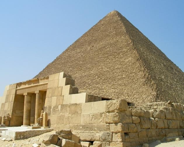 Piramitlerin gizemli tarihi çözüldü 17