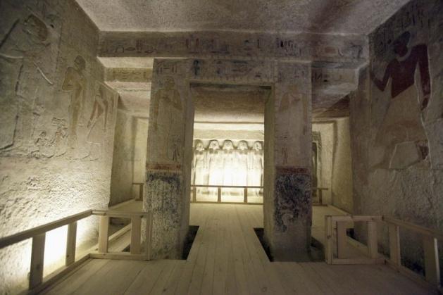 Piramitlerin gizemli tarihi çözüldü 2
