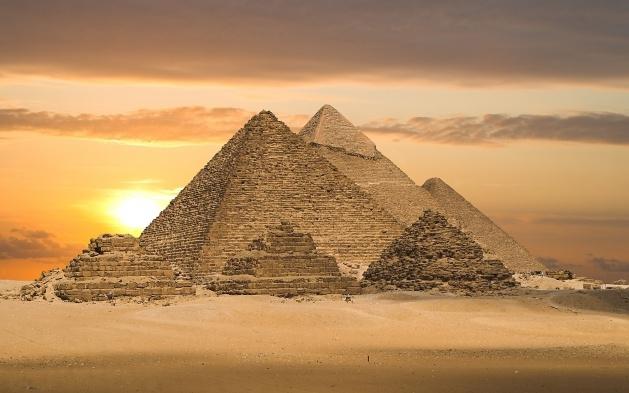 Piramitlerin gizemli tarihi çözüldü 21
