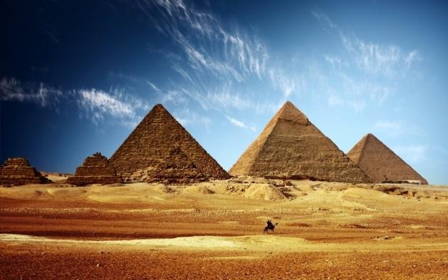 Piramitlerin gizemli tarihi çözüldü 22