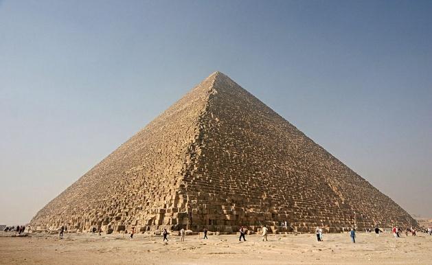 Piramitlerin gizemli tarihi çözüldü 23