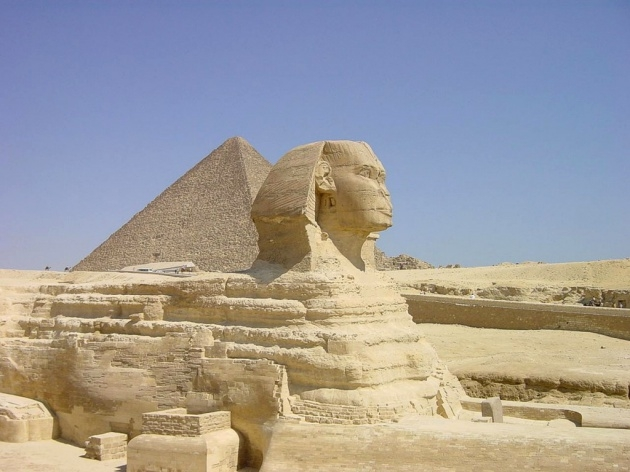 Piramitlerin gizemli tarihi çözüldü 24