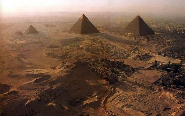 Piramitlerin gizemli tarihi çözüldü 25
