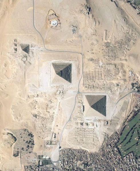Piramitlerin gizemli tarihi çözüldü 26