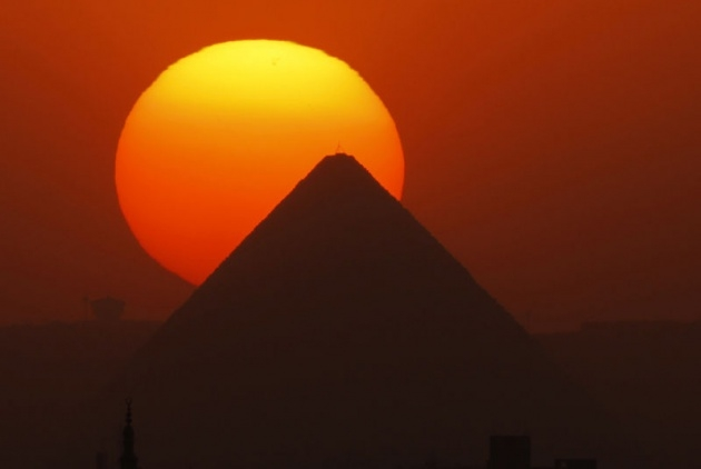 Piramitlerin gizemli tarihi çözüldü 3