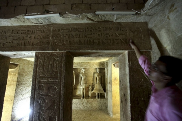 Piramitlerin gizemli tarihi çözüldü 4