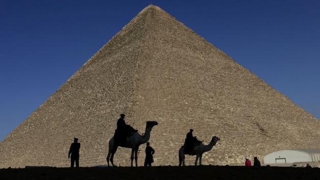 Piramitlerin gizemli tarihi çözüldü 6