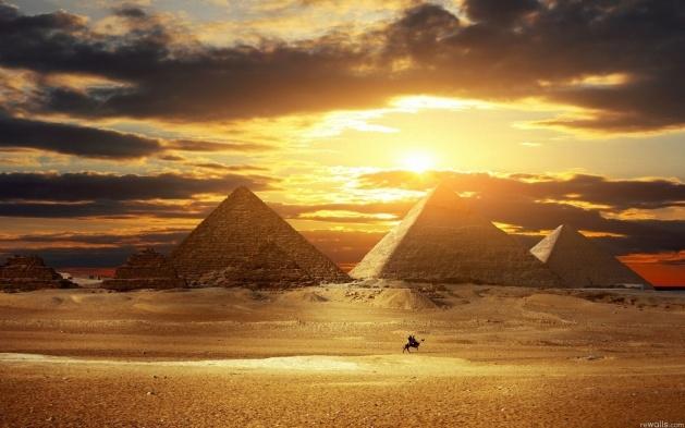 Piramitlerin gizemli tarihi çözüldü 7