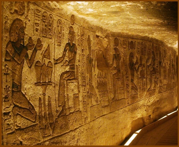 Piramitlerin gizemli tarihi çözüldü 8