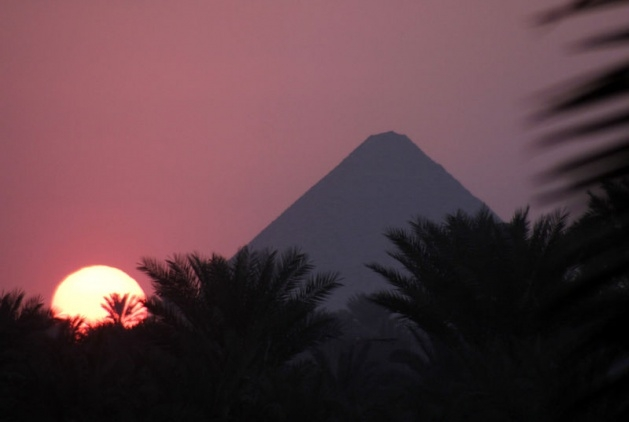 Piramitlerin gizemli tarihi çözüldü 9
