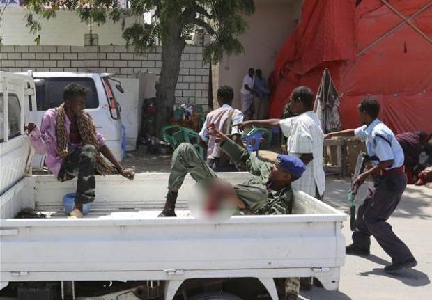 Somali'den dehşete düşüren kareler 2
