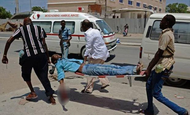 Somali'den dehşete düşüren kareler 3